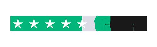 Bark Hosting TrustPilot Score