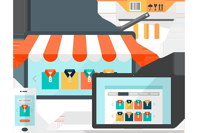 Responsive E-Commerce Web Development
