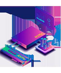 NVMe Cloud Server