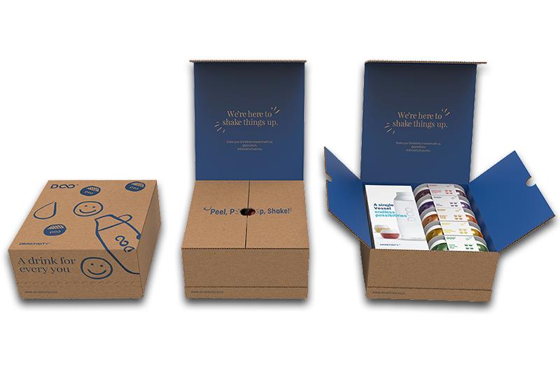 Brand Packaging Design